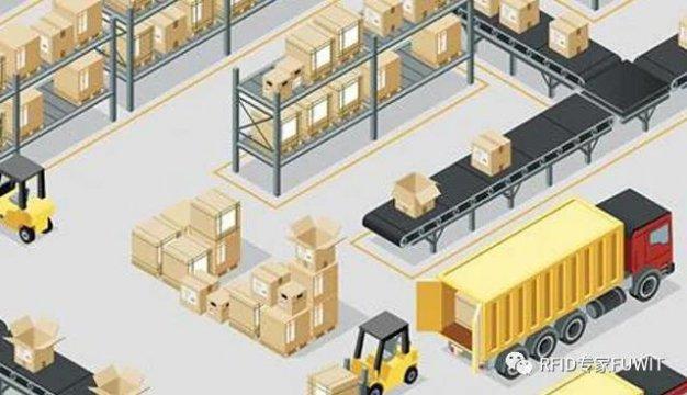 RFID助力打造智能仓储方案